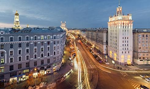 history of Kharkiv