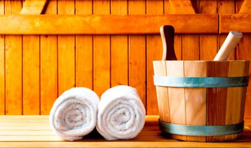 banya in Ukraine
