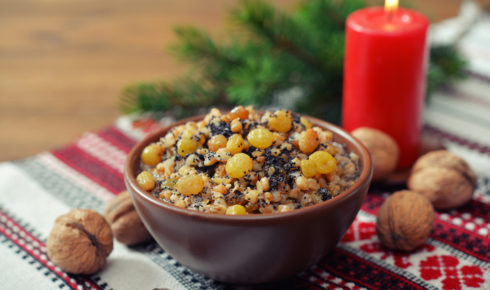 Christmas dish