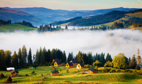 Best time to visit the Ukrainian Carpathians